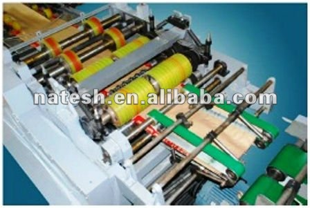 Valve Paper Bag Automatic Production Line