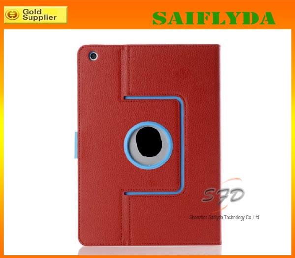 high quality factory price 360 degree rotating case for ipad 2 3 4