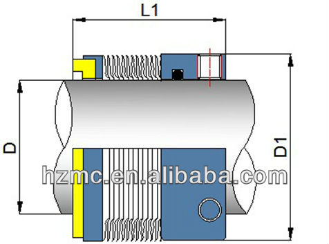 676 Sealol Shaft Seal