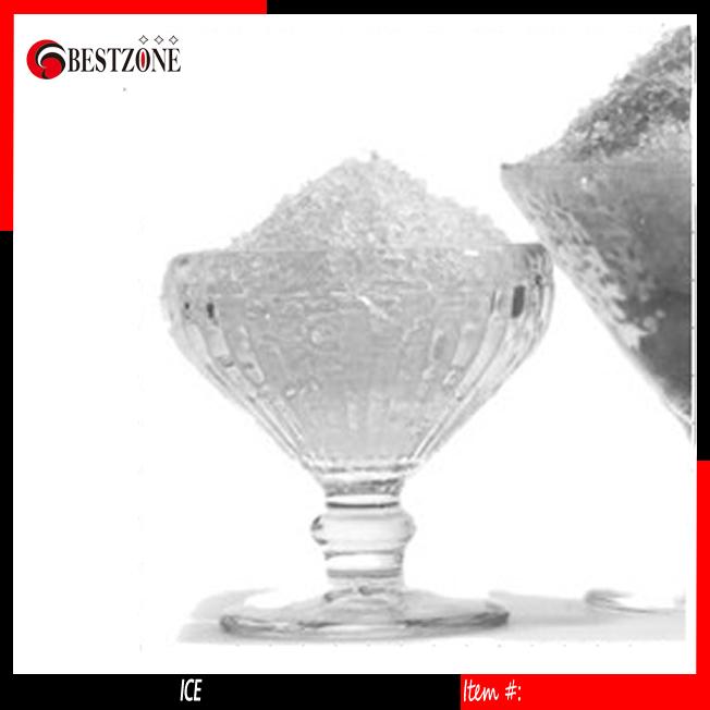 Cubo de gelo comercial que faz a máquina