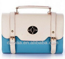 2013 новинка сумки дамские сумочки, Инновационный дизайн с металлическими частями