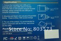 SATA кабель USB 2.0 Serial ATA USB sATA USC001