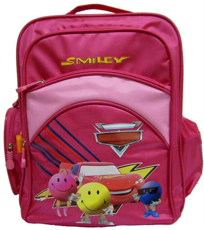 5 lines on school bag