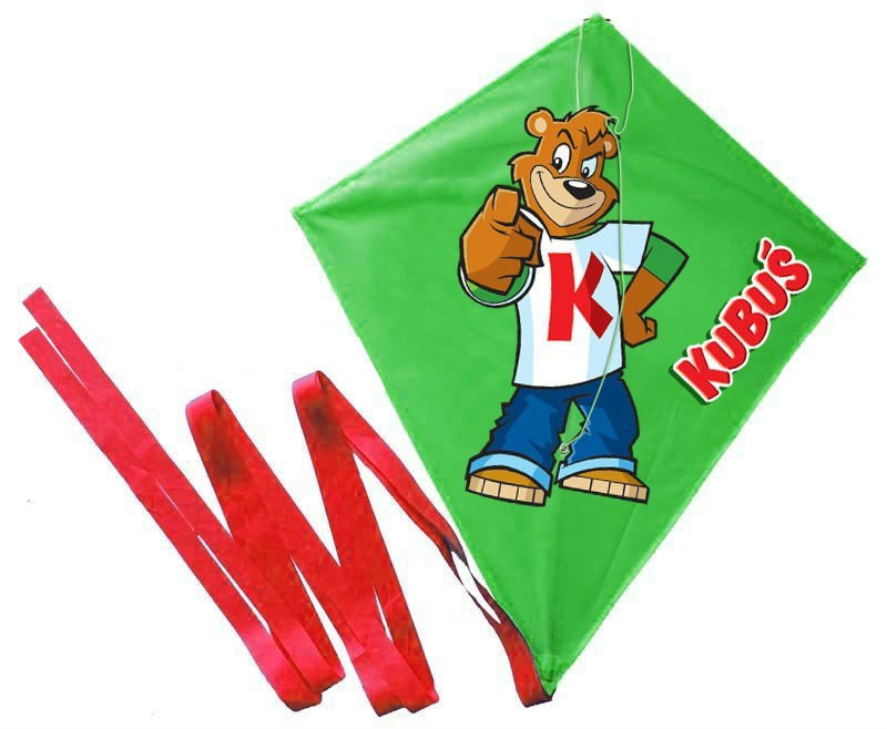 flying diamond kite--children kite