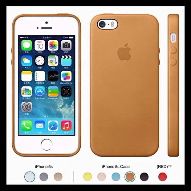 New Open Box Sheepskin microfiber Custom Case for iPhone 5