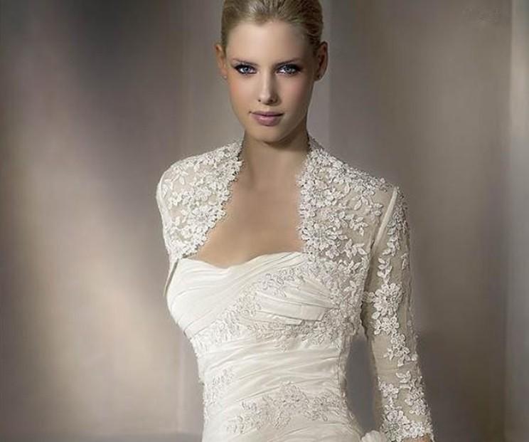 Болеро для свадебного платья своими руками - Extride.ru