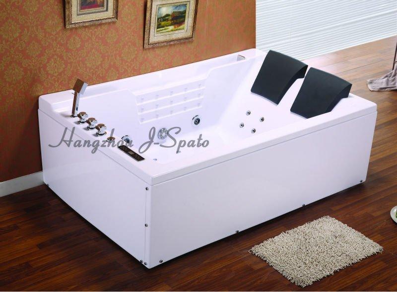 luxe double led handrest prix de baignoire sanitaires. Black Bedroom Furniture Sets. Home Design Ideas
