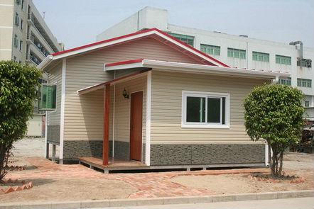 Prefabricated House Luxury Light Steel Villa