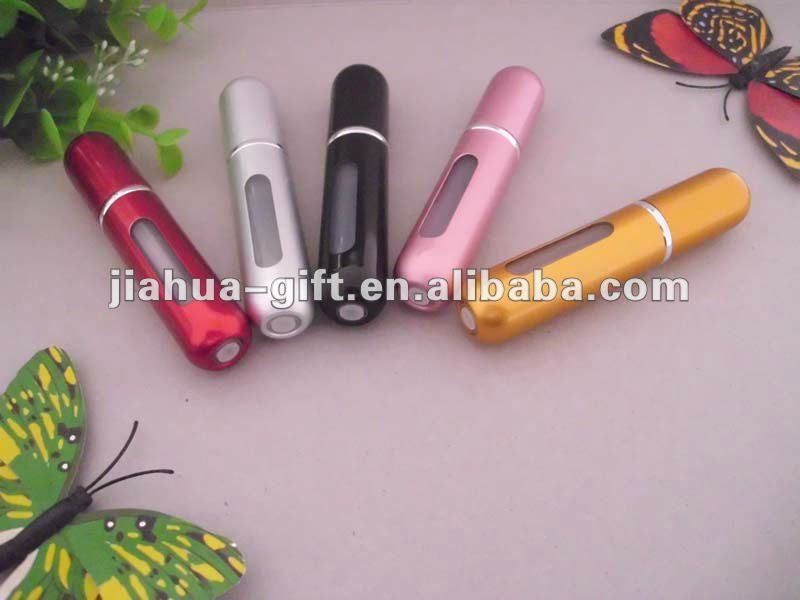 10ml Aluminum Glass Perfume Bottle