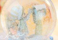 Музыкальная шкатулка 15 * 14 , snowglobe