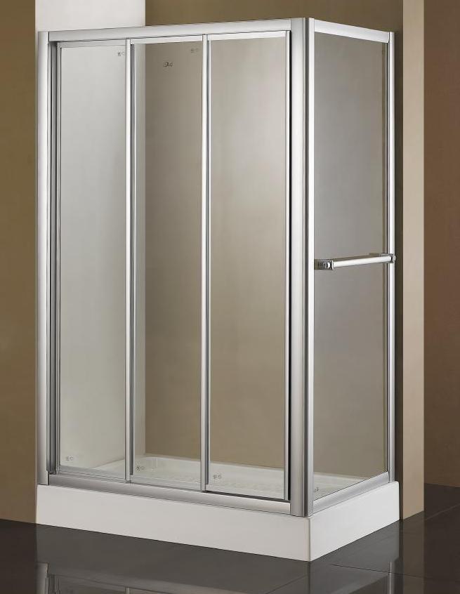 Triple Lingage Sliding Shower Screen Buy Triple Lingage