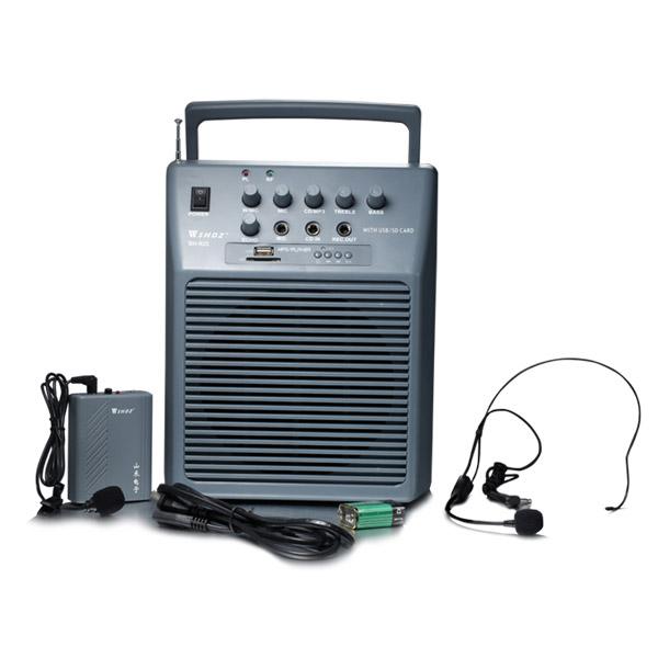 teaching wireless portable tour guide systems voice amplifier teacher microphone pa mini speaker. Black Bedroom Furniture Sets. Home Design Ideas