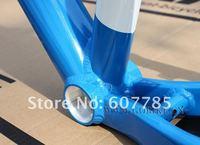 "Рама для велосипеда 2009 GIANT MTB ATX Pro Frame Size 5.5"" White Blue"