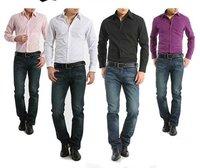 Повседневные рубашки Дибо DB-8956