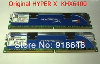 Оперативная память для ПК Original HyperX Genesis KHX6400D2 1GB/2GB DDR2 800MHz Desktop memory Ram /240Pin/PC2-6400 /heat sink/high quality