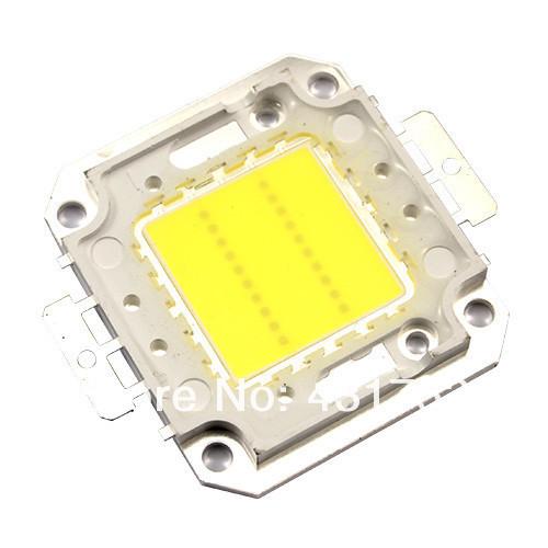 משלוח חינם 10W 20W 30W 50W נורת LED שבב IC SMD מנורת אור לבן מתח גבוה הוביל Epistar צ ' יפס (איכות אחריות ל-3 שנים)