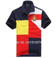 Мужская футболка Polo shirts . 100% 1065#