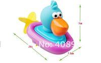 Детская игрушка для купания cute baby bath toys swim Penguin/Pelican/Dinosaur inspire exploration lovely x'mas gift