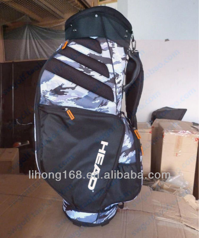 newest design unique golf bags