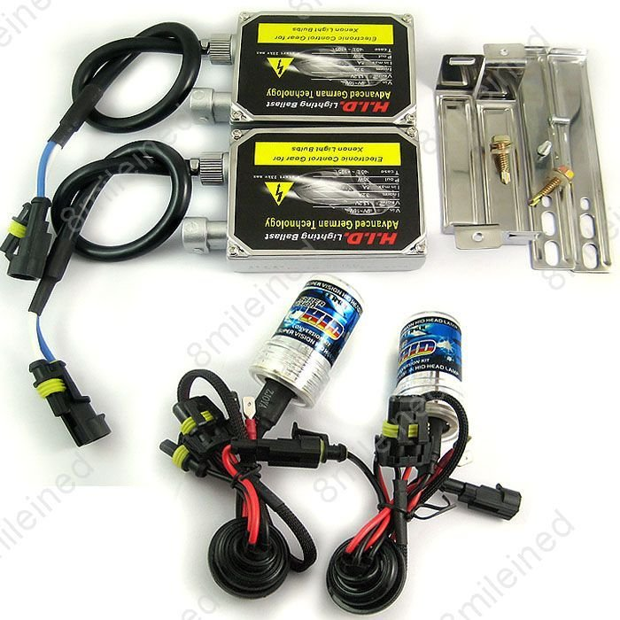 35W 9006 8000K Hid Xenon Conversion Kit Ballast 2 Bulbs