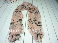 Женский шарф , SA003B 160cm x 70cm