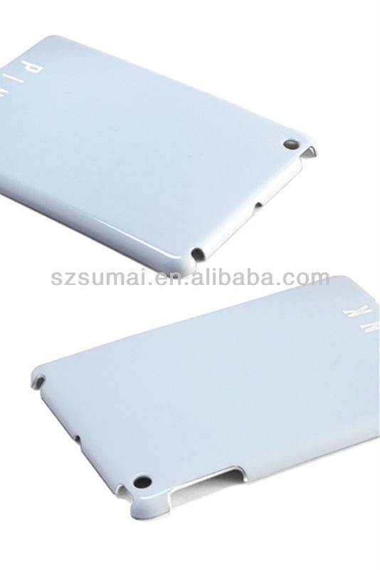 Sublimation blank case for ipad mini case / sublimation phone cover