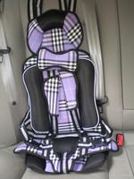 розовый, черный цвет, цвет жёлтый плед, детские автомобильные сиденья Мягкая эргономическая подушка, ремень безопасности детей младенческой сиденье автомобиля, мягкая ткань супер хлопок