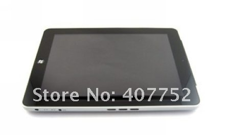 Free shipping win7 N455 10 inch tablet pc 2012 newest 1.66Hz 2GB/32GB
