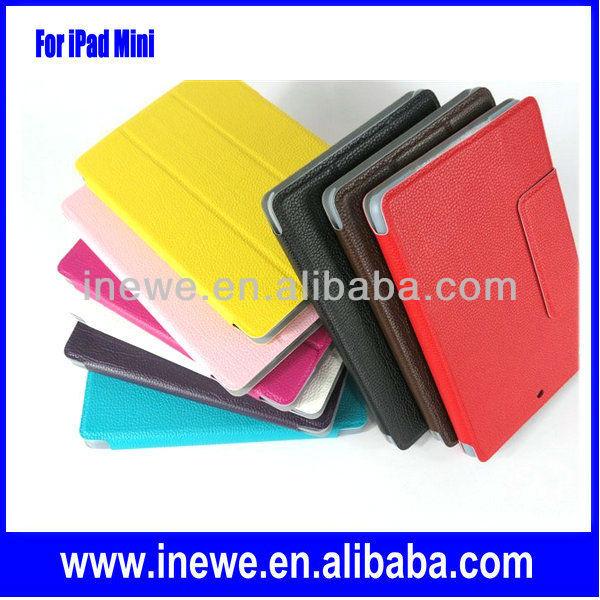 Hot Sell Sleeve for iPad Mini pu leather Sleeve case