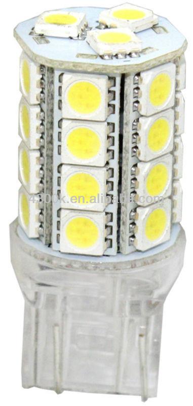 cheap price car led lights t20 5w 7443 car led tuning light