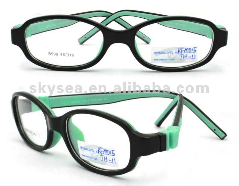 Rubber Eyeglass Frames For Toddlers : Popular Tr90&rubber Children Eyewear Glasses,High Quality ...