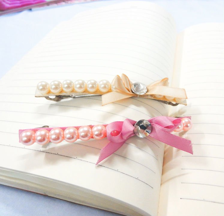 Ribbon Hairclip