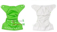 Товары для красоты и здоровья One-size Baby Adjustable Ikawa washable cloth diaper nappy urine pants 7COLORS without insert