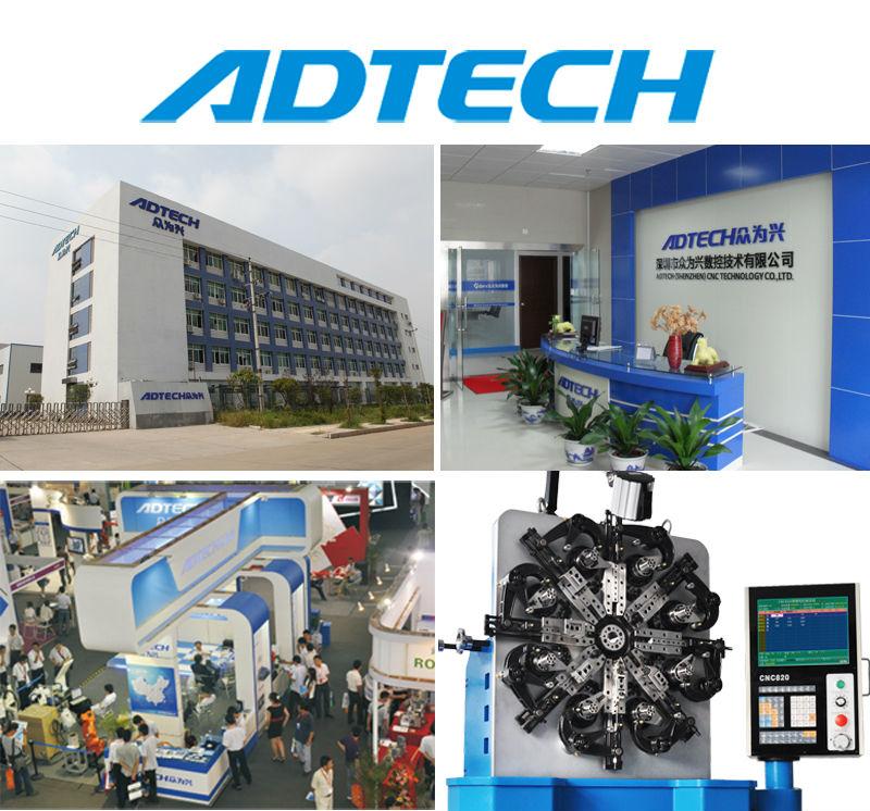 6 axis CNC spring controller ADTECH