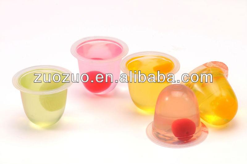 Fruit Jello Cups Jello Fruit Cups