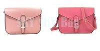 Маленькая сумочка Designer Handbag Satchel Purse pu leather Tote shoulder Messenger Bag candy color drop shipping SK100