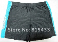Трусы Black Swimming Trunks Sexy Swimwear Swimming Shorts for Men Swim Suits