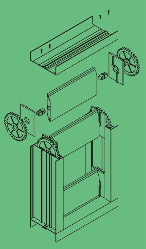 Air Damper Design Control Air Damper