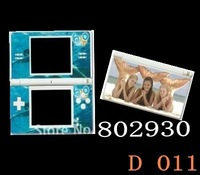 Free Shipping 10pcs/lot For Nintendo ds lite stickers, for ndsl skin stickes
