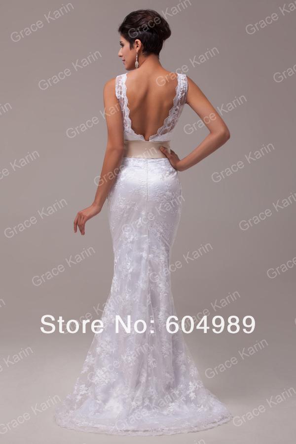 Фото вечернее платье цвета айвори