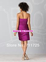 Платье для подружки невесты  BD12111326
