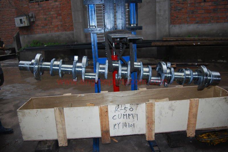 motores usados dos cummins engine crankshaft M11-C350 3073707 SO20055 cummins