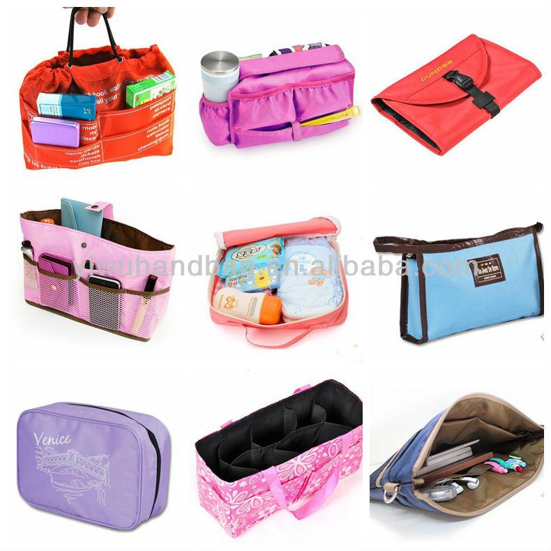 Foldable Mesh Toiletries Travel Bag
