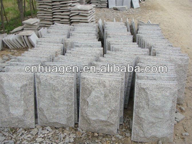 Granite Blocks For Garden G375 Garden Wall Stone Blocks