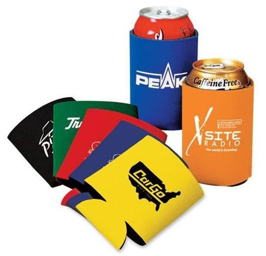 Wholesale Foldable Neoprene Beer Stubby Holder for promotion