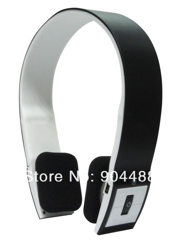 אלחוטית Bluetooth אוזניות סטריאו אוזניות עם מיקרופון עבור הטלפון הסלולרי ,מחשב ,MP3, MP4, אוזניות Bluetooth speake