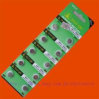 Аккумулятор таблеточного типа TIAN QIU 10 AG11 LR721 362 SR721SW FREESHIP