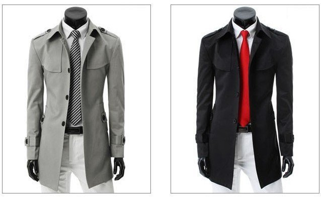 Long Dress Coats