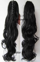 Накладной хвост Girlshow ,   # 4/30, 22inches, 150grams, 1 claw ponytail 888