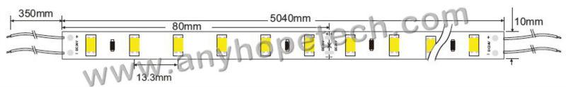5630-Roll length